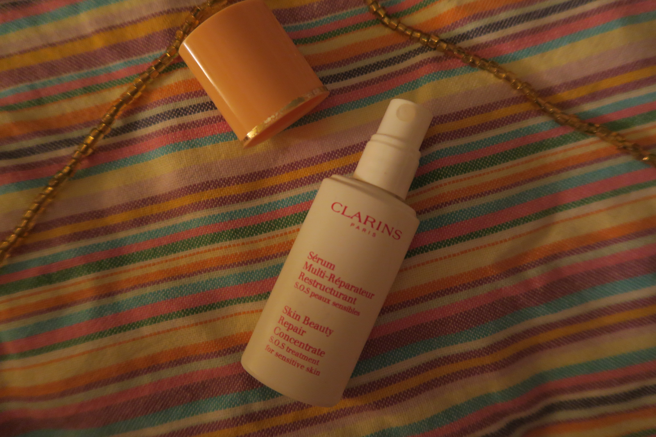 Skin Beauty Repair Concentrate - S.O.S Treatment for Sensitive Skin by Clarins #20